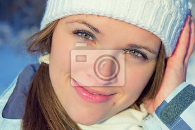 Zimowy portret