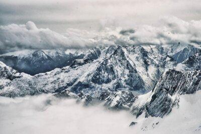 Naklejka Zugspitze