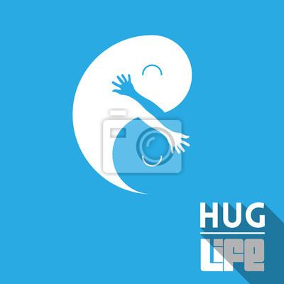 Życie Hug