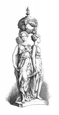 Obraz 3 Gracje