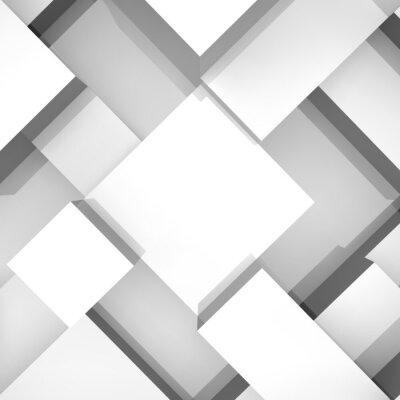 Obraz 3d bloków struktura tła. ilustracji wektorowych.