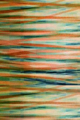 Obraz abstrakcyjne paski tle - teksturowane projektowanie graficzne