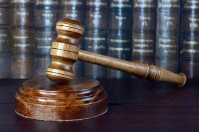 Obraz alegoria Sprawiedliwości