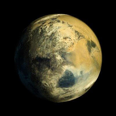 Obraz Alien Planet Exo