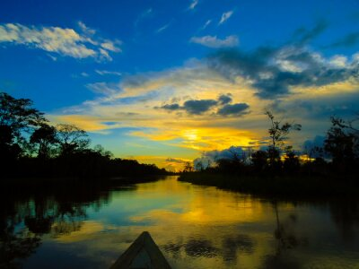 Obraz Amazon river