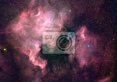 Obraz Ameryka Północna Mgławica (NGC 7000)