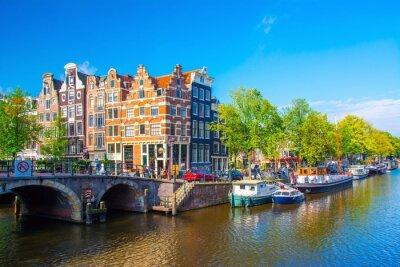 Obraz Amsterdam, Pays-Bas