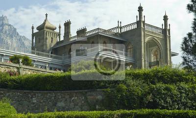 arabesquely pałac