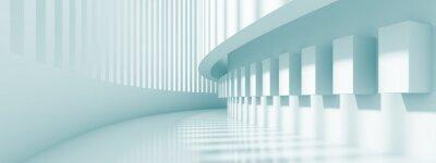 Obraz Architektura nowoczesnej tle