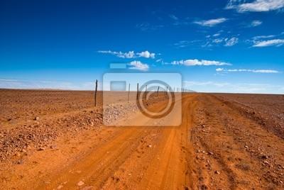 Australijski Outback utworu