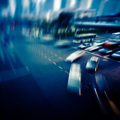 Obraz Autostrada Megacity