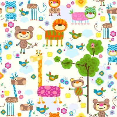 Obraz background zwierzęta