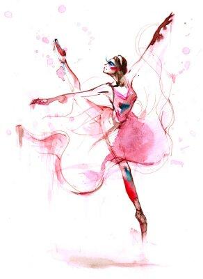 Obraz balet