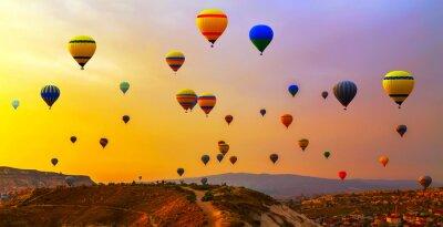 Obraz balony CappadociaTurkey.