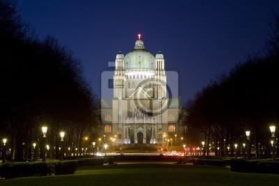 Bazylika Najświętszego Serca w Brukseli, Belgia