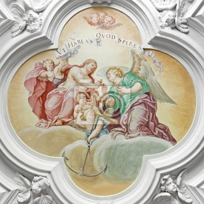 Benediktbeuern fresco
