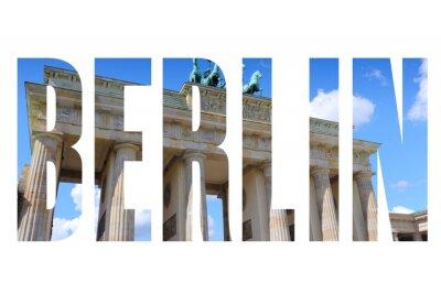 Obraz Berlin nazwa miasta