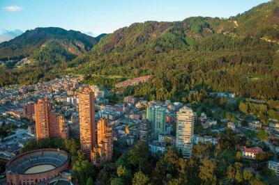 Obraz Bogota i Andach