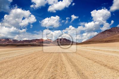 Boliwijskiego Altiplano, Boliwia, 2013