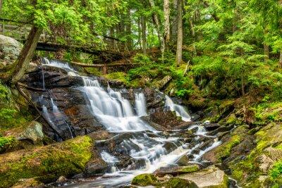 Bracebridge Małe High Falls