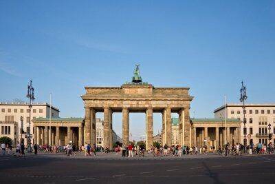 Obraz Brama Brandenburska, Berlin, Niemcy