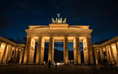 Obraz Brama Brandenburska Berlin Niemcy