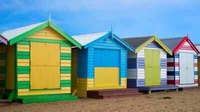 Obraz Brighton Beach pudełka, Melbourne, Australia