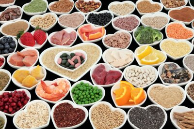 Obraz Budowy ciała dietetyczna