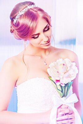 Obraz Bukiet ślubny