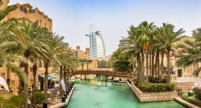 Obraz Burj Al arab hotel w Dubaju