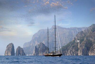 Capri, Faraglioni - Italia