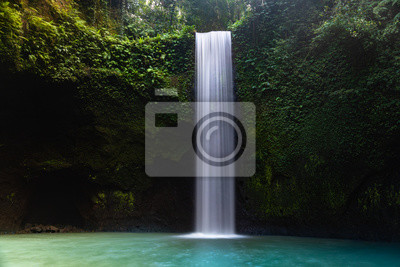 Obraz cascade bali