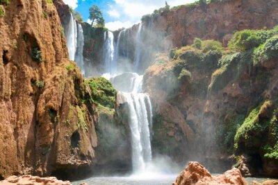 Obraz Cascades d'Ouzoud