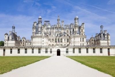 Chambord Chateau, Francja