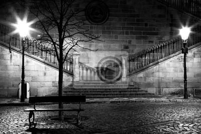 Obraz Charles bridge from the side of Mala Strana, Prague