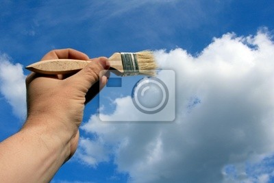 Chmury Painter