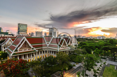 Chulalongkorn w audytorium