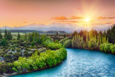 Obraz Clutha rzeka