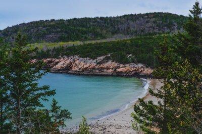 Obraz Coastal Views from Acadia National Park - Bar Harbor, ME!