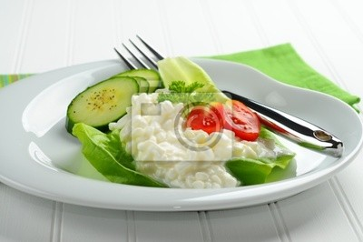 Cottage Cheese Plate