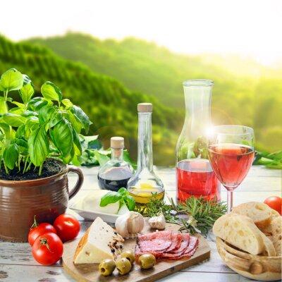 Obraz Cucina italiana