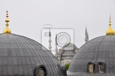 Cupulas de mezquita