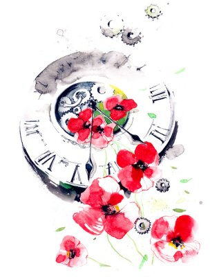 Obraz czas wiosny