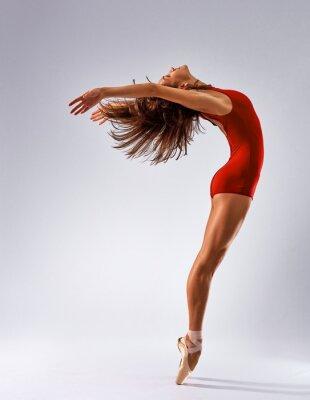 Obraz dancer ballerina