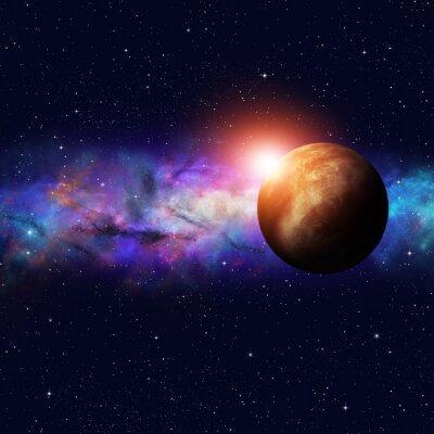 Obraz Deep Space Starfield
