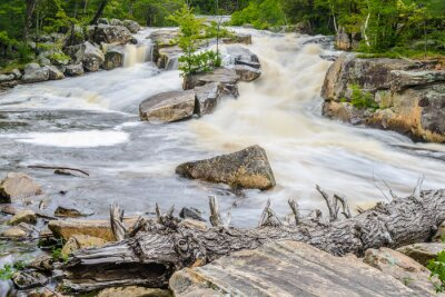 Dolna Rosseau Falls