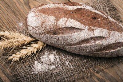Obraz Domowy chleb, Close-up