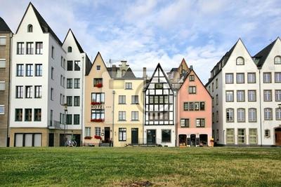 Domy w stylu niemieckim w Kolonia, Niemcy