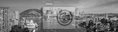 Obraz Downtown Sydney skyline in Australia