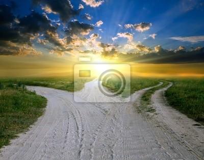 dróg wiejskich